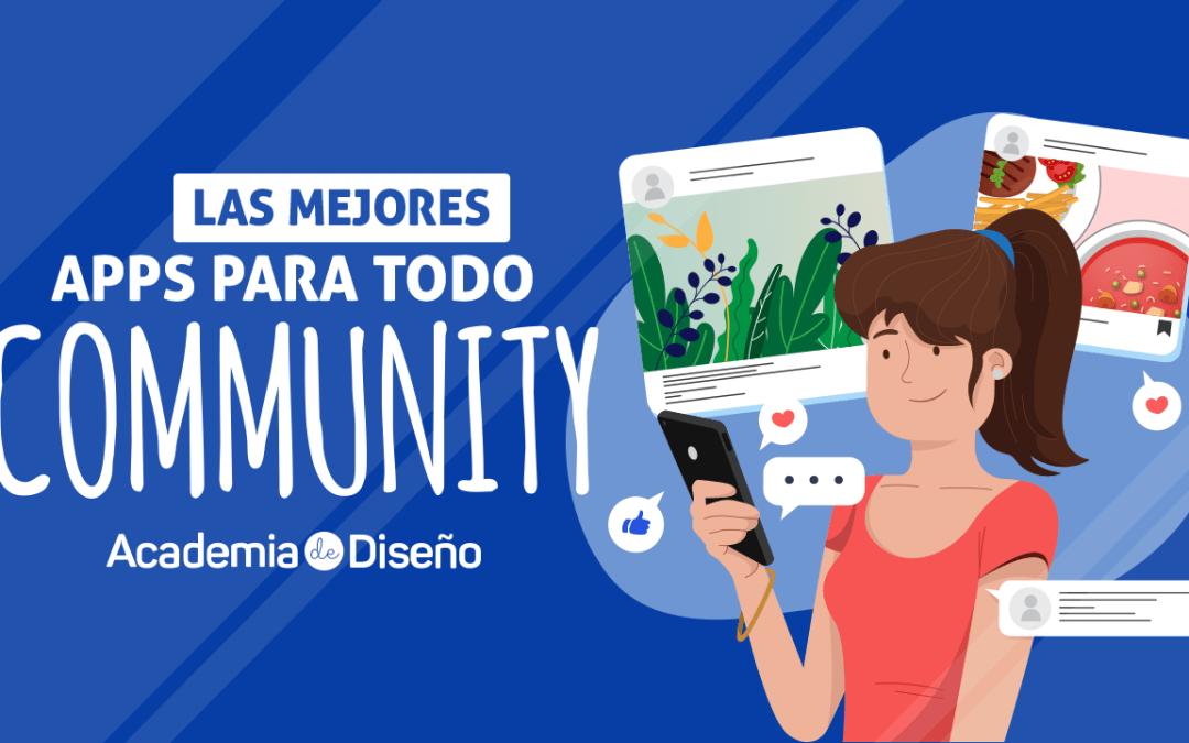 Las mejores apps para todo Community Manager