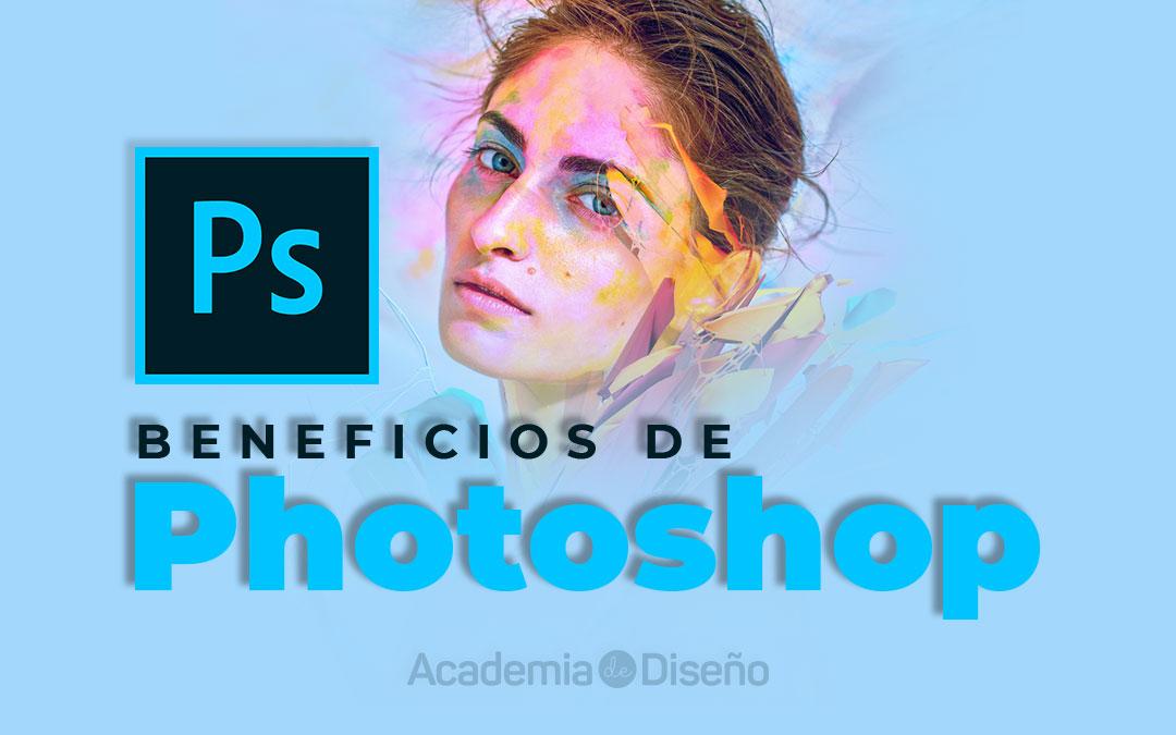 Beneficios de Photoshop