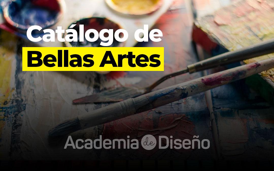 Catálogo de Bellas Artes