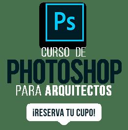 Curso de Photoshop para Arquitectura