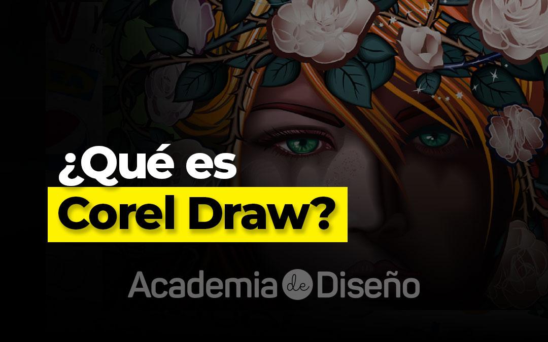 Qué es Corel Draw