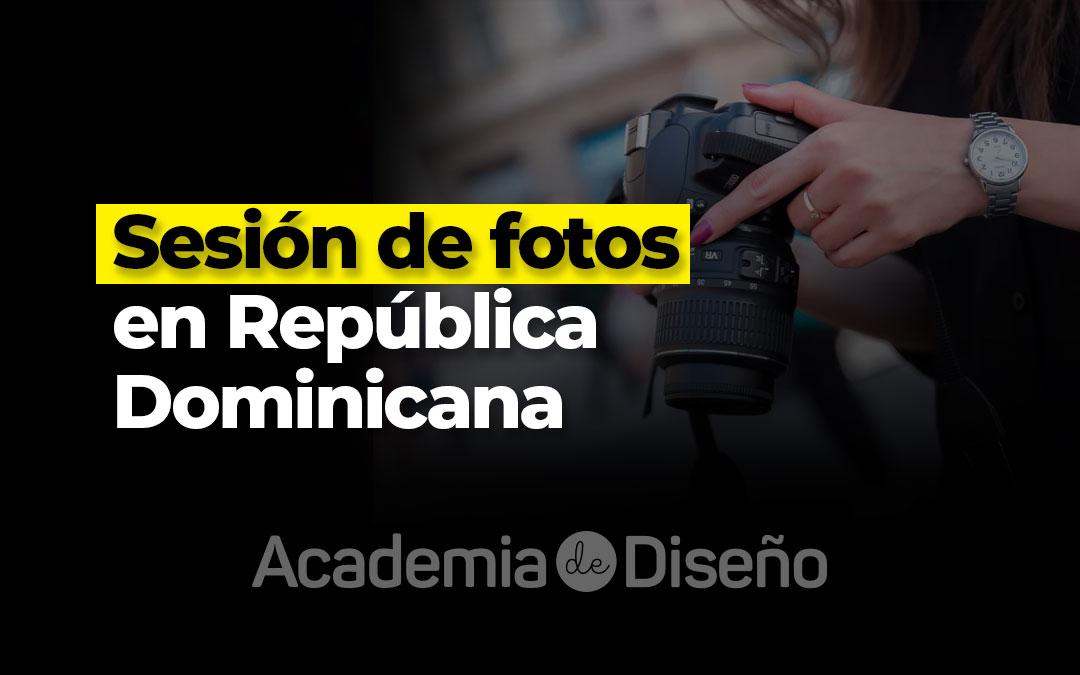 Sesión de fotos en República Dominicana