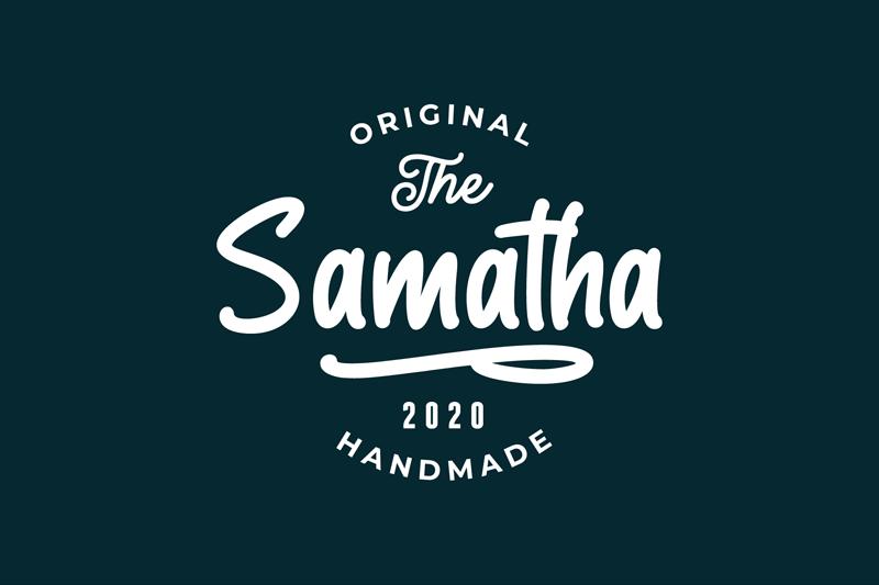 Las mejores fuentes gratis para descargar samatha