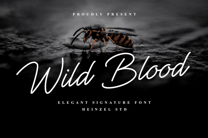 Las mejores fuentes gratis para descargar wild blood