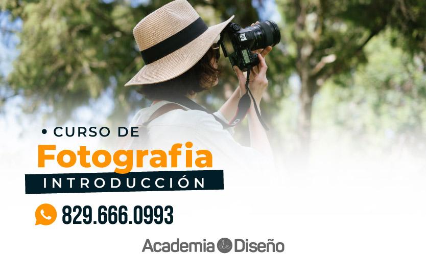 Curso de Fotografía en Santo Domingo