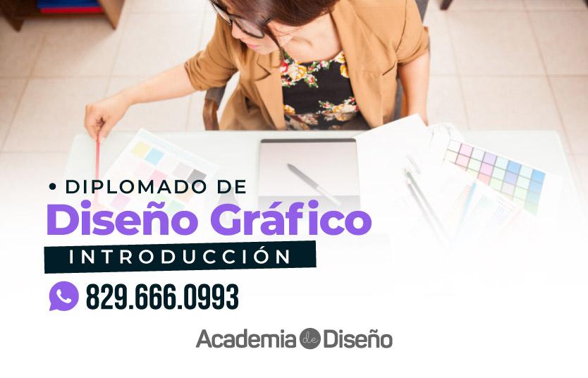 Diplomado de Diseño grafico en Santo Domingo