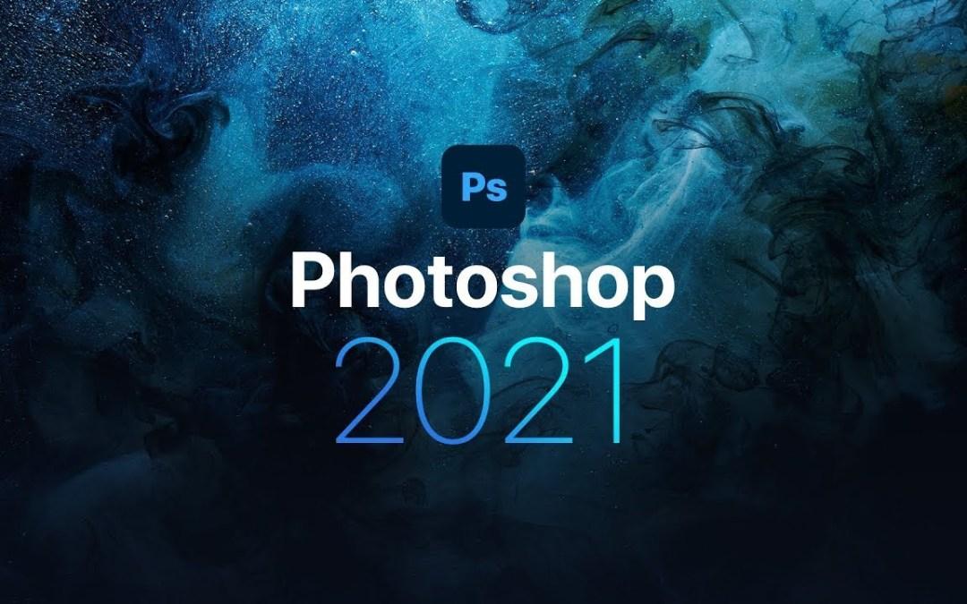 Novedades de Photoshop CC 2021