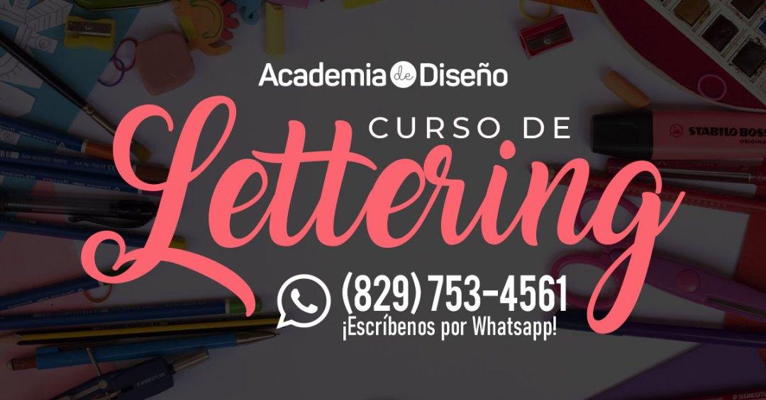 Curso de Lettering en Santo Domingo