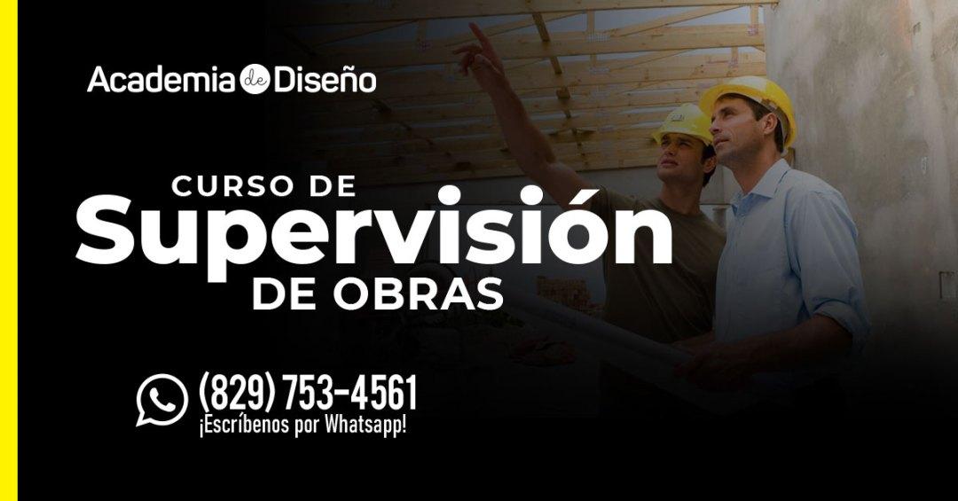 Curso de Supervisión de Obras en Santo Domingo