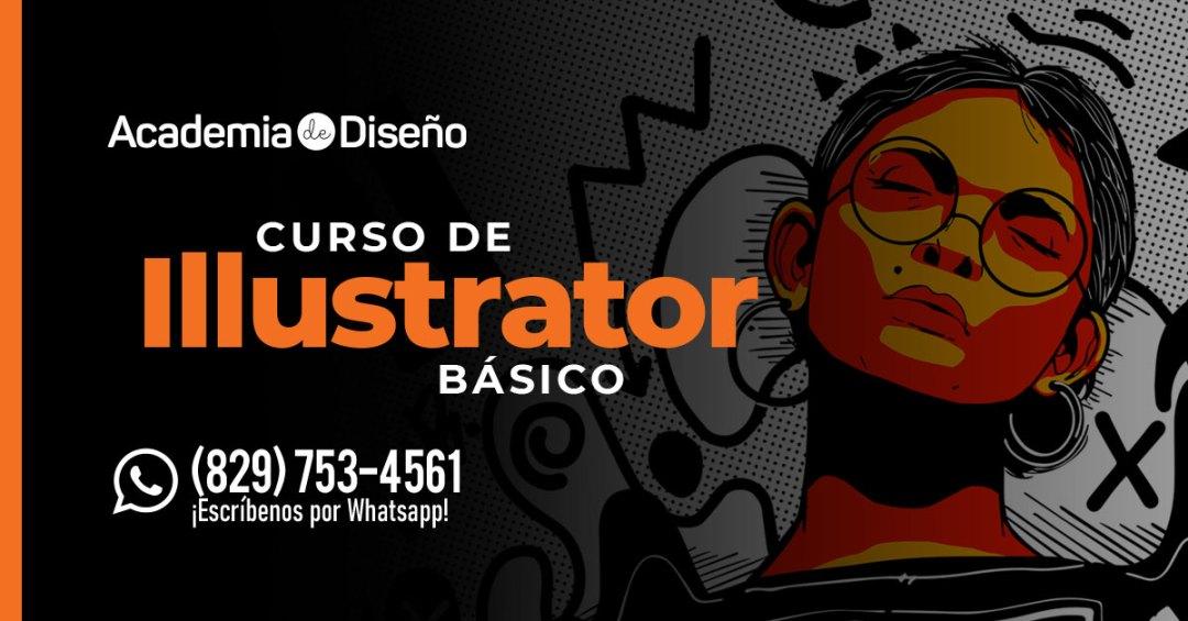 Curso de Illustrator Básico en República Dominicana