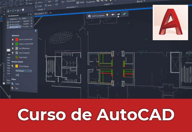 Curso de AutoCAD en México