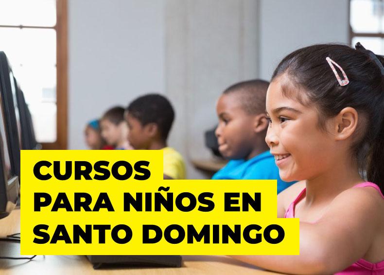 Cursos para Niños en Santo Domingo