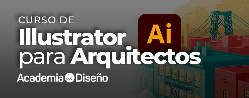 Curso de Illustrator para Arquitectos