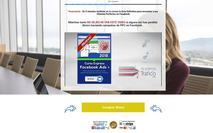 Curso Express Facebook Ads