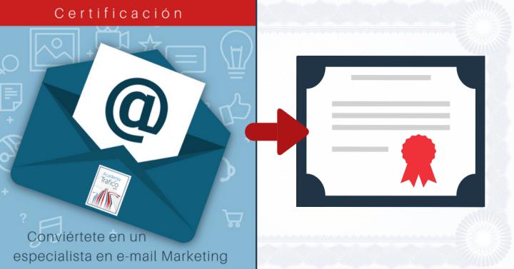 Curso de Certificación Email Marketing