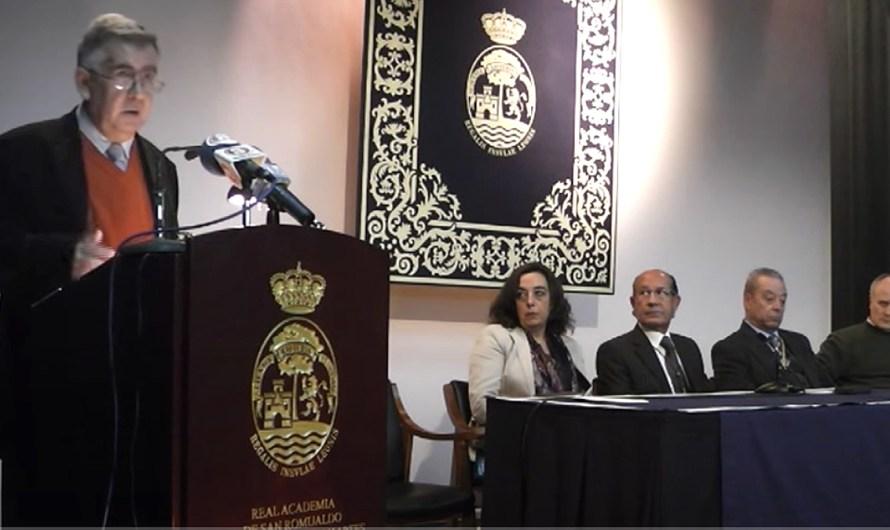 En memoria del profesor D. Alfonso Franco Silva: «1.300 años de la invasión musulmana» (conferencia de 2011)