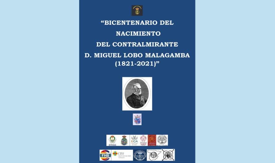 La Academia de San Romualdo contribuye con el bicentenario del nacimiento del contralmirante Lobo (1821-2021)