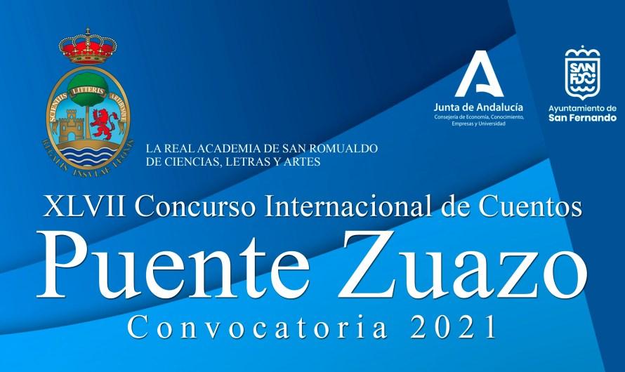 La Academia convoca el XLVII Concurso Internacional de Cuentos 'Puente Zuazo' con un premio de 1.500 euros