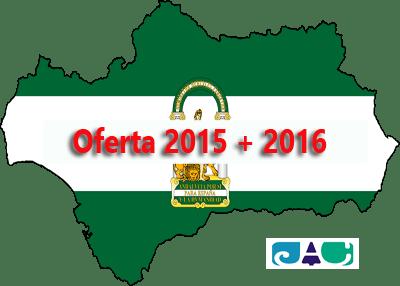 Aprobados/as y fecha 2º examen Administrativo. Junta 2015/16