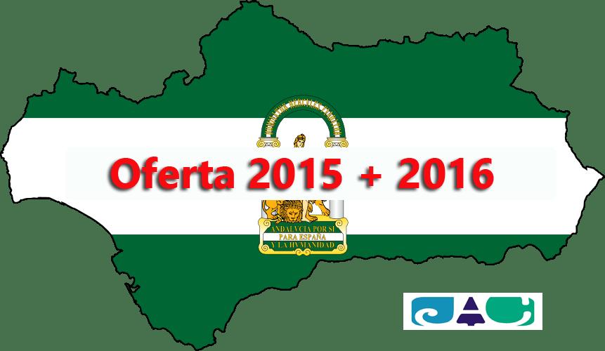 Aprobados/as oposición Administrativo Junta Andalucía