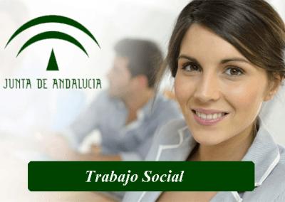 Trabajo Social Junta de Andalucía