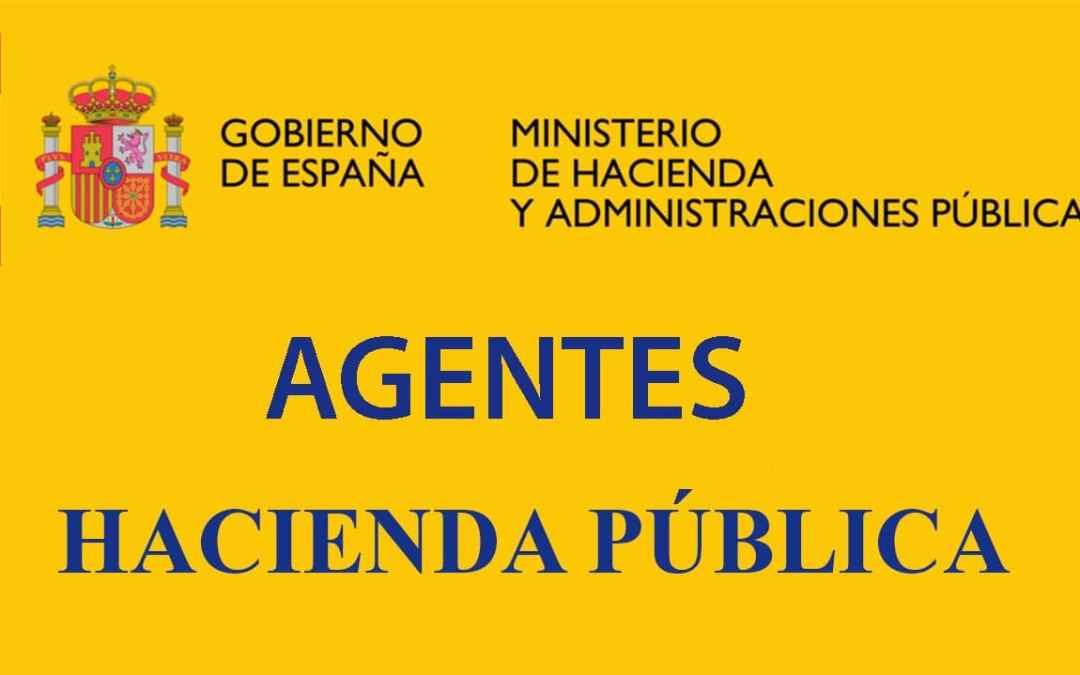 ¡Fecha de examen para Agentes de Hacienda Pública!