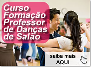 Curso de Formção de Professores de Danças de Salão