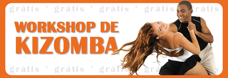 1 Workshop Kizomba Gratis 30 Maio 2015 em Barcelos