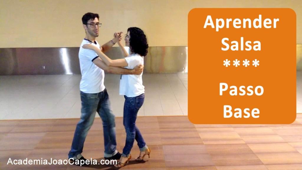 Aprender a Dançar Salsa - Passo Base da Salsa