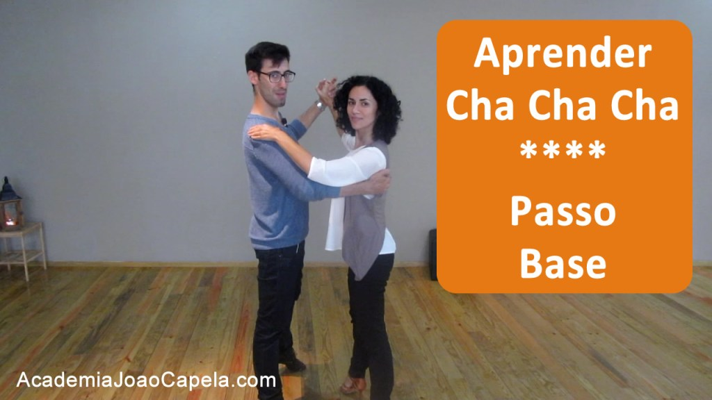 Aprende o Passo Base do Cha Cha Cha