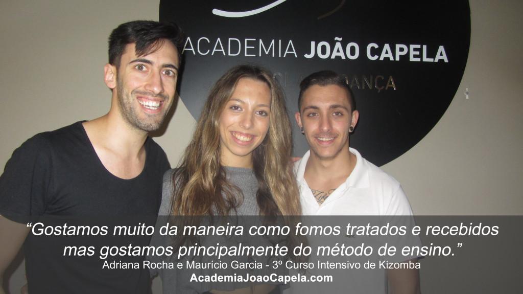 3º Curso Intensivo de Kizomba em Barcelos