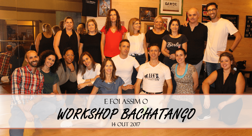 Workshop Bachatango 14 out 2017