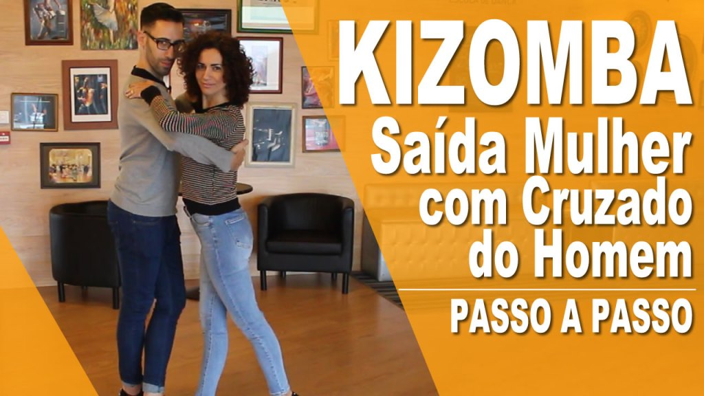 Kizomba - Saida Mulher Cruzado do Homem