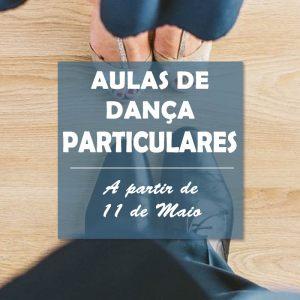 Aulas de Dança Particulares em Barcelos a partir de 11 de Maio