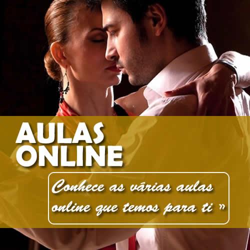 Aulas Online de Dança - Kizomba Bachata Salsa Danças de Salão