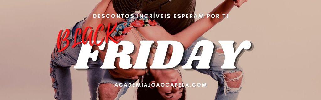 Black Friday 2020 - Descontos Incríveis em Aulas de Dança Online