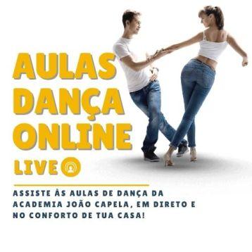 Aulas de Dança Online em Direto