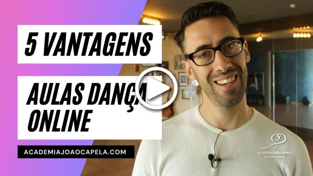 5 Vantagens das Aulas de Dança Online