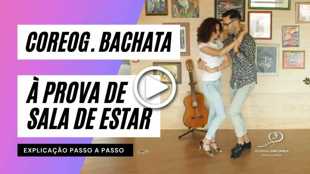 Coreografia de Bachata à prova de sala de estar - passo a passo