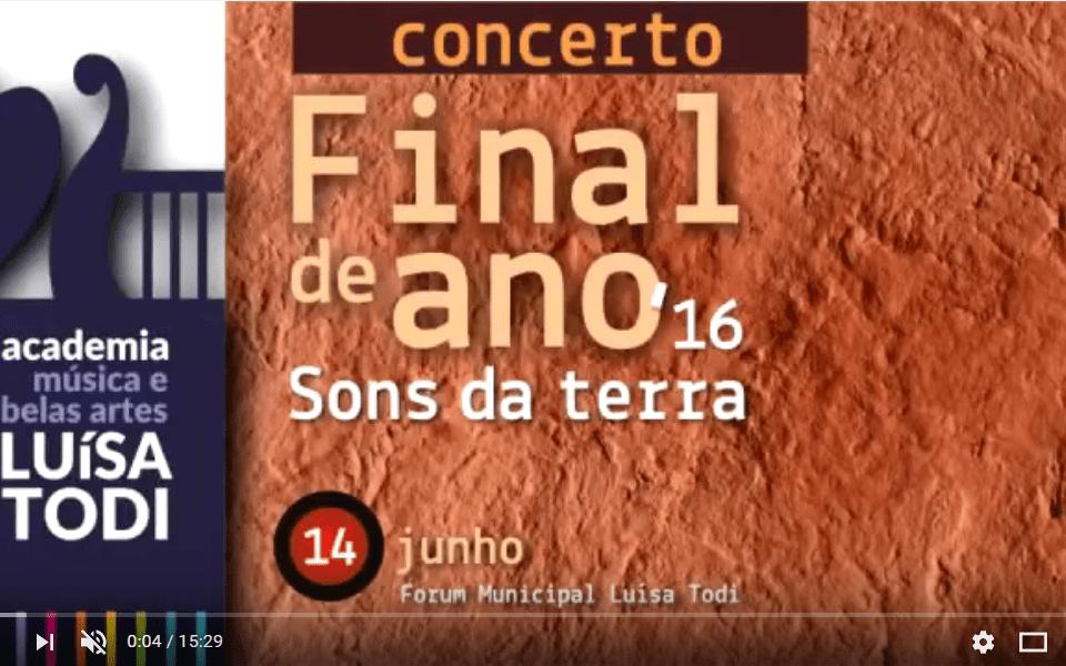 Concerto final de ano 2017