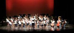 Concerto Academia Luisa Todi