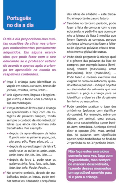 Aprender a português