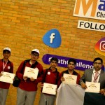 Pakistan's Math Prodigies win at math competition in Thailand