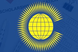 Commonwealth Flag: Commonwealth Shared Scholarships 2018