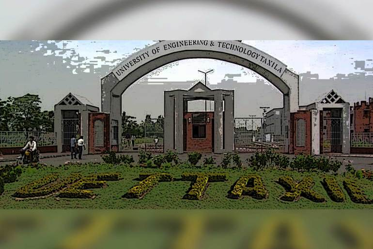 University Of Engineering And Technology, Taxila