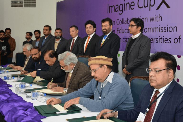 Imagine Cup 2019