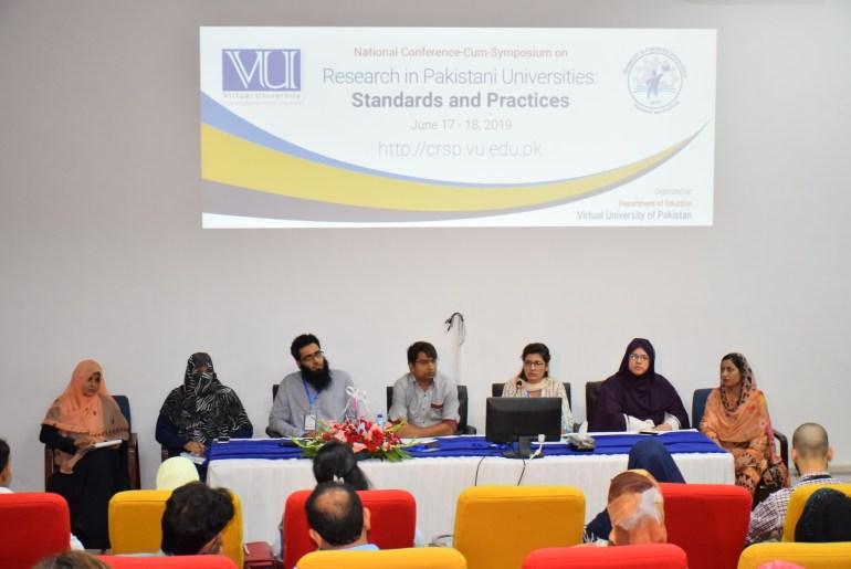 Symposium Held At VU