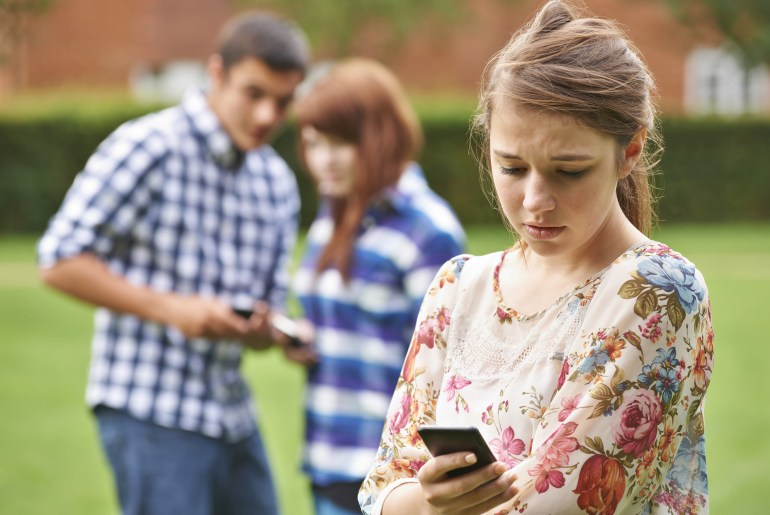 England Worst In The World For CyberBullying