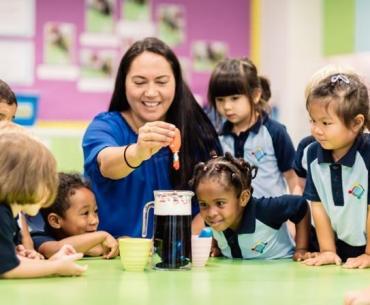 Singapore teachers