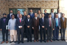 1st Steering Committee Meeting Of HEDP Project Held